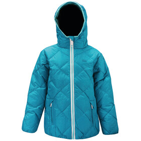 2117 Floby Jacket Eco Street Kids, dark aqua